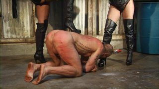 Members Only Preview - Perversion and Punishment 8 - Cruel Mistresses: Part 2