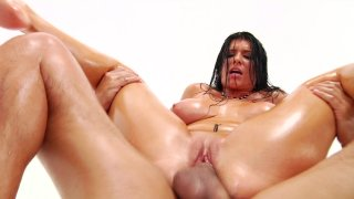 Streaming porn video still #8 from Tits & Oil 2