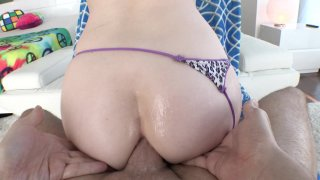 Streaming porn video still #7 from Ready For Anal #4