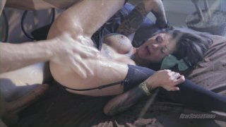 Streaming porn video still #2 from Use Your Throat Vol. II