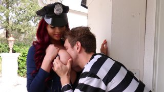 Streaming porn video still #1 from Busty Cops On Patrol 3