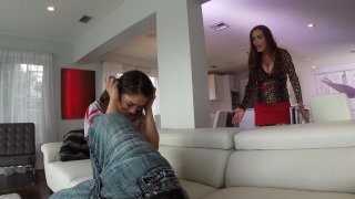 Streaming porn video still #1 from Busted Babysitters #2