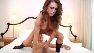Streaming porn video still #6 from Finest Porn Star Boobs