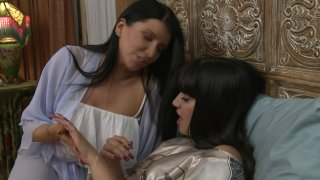 Streaming porn video still #9 from Lesbian Psychodramas Vol. 25: Messed Up!