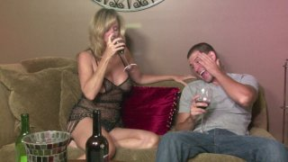 Streaming porn video still #3 from Mothers Forbidden Romances