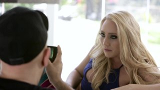 Streaming porn video still #1 from Don't Tell Hubby