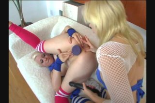 Streaming porn video still #7 from Belladonna's Fucking Girls 4