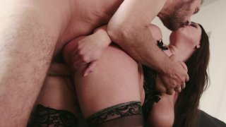 Streaming porn video still #4 from Stags & Vixens