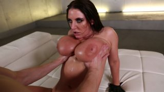 Streaming porn video still #9 from Angela White Is Titwoman
