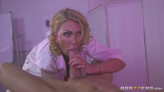 Streaming porn video still #2 from Nympho Nurses And Dirty Doctors 2