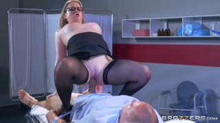 Streaming porn video still #6 from Nympho Nurses And Dirty Doctors 2