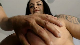 Streaming porn video still #2 from Scale Bustin Babes 62