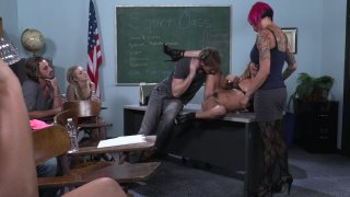 Streaming porn video still #5 from Axel Braun's Squirt Class 3