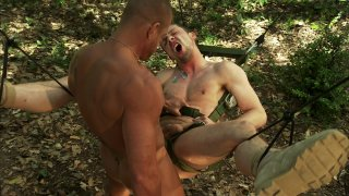 Streaming porn video still #9 from Folsom Maneuvers