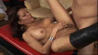 Streaming porn video still #7 from Transsexual Babysitters 2