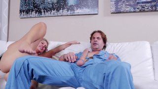Streaming porn video still #7 from Hired Hands, Cheating Wives