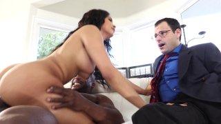 Streaming porn video still #8 from Interracial Cuckold 2