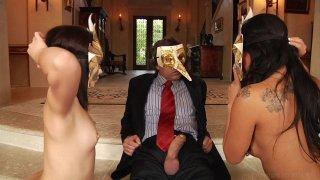 Streaming porn video still #3 from Pornstar Superheroes