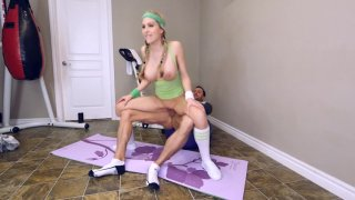 Streaming porn video still #8 from Perverted Thoughts Of Katie Banks, The