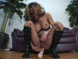 Streaming porn video still #8 from She-Male Strokers 21