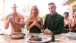 Streaming porn video still #5 from Brazzers House