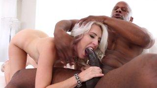Streaming porn video still #6 from Interracial Crush 2