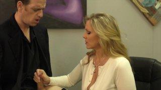 Streaming porn video still #3 from Jersey Black's Award Winning Femdom Scenes