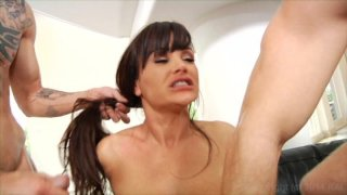 Streaming porn video still #5 from DP Domination