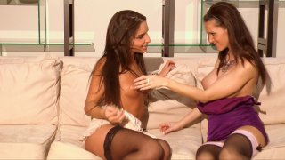 Streaming porn video still #1 from Lustful Friendships
