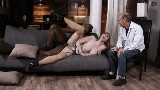 Streaming porn video still #8 from Interracial Cougar Cuckold 5