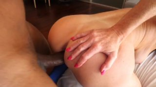 Streaming porn video still #4 from Interracial POV MILFS Supreme