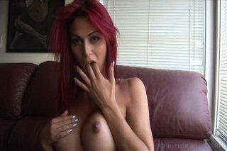 Streaming porn video still #2 from Domino Presley: Transsexual Goddess