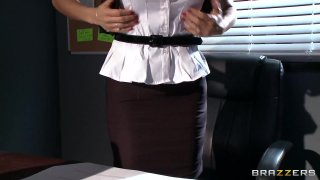 Streaming porn video still #1 from Big Tits At Work Vol. 19