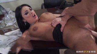 Streaming porn video still #5 from Big Tits At Work Vol. 19