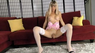 Streaming porn video still #3 from She-Male Strokers 82