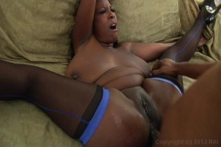 Streaming porn video still #9 from Black Mommas Vol. 3