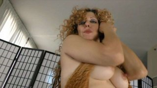 Streaming porn video still #1 from Horny Hairy Girls 56