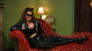 Streaming porn video still #7 from Catwoman On The Prowl