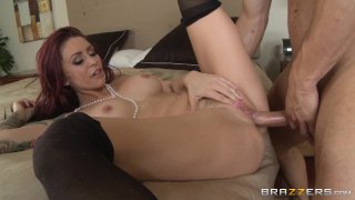 Streaming porn video still #9 from Brazzers: Double Feature