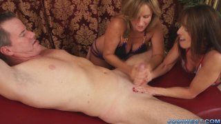 Erotic chubby submissive wife