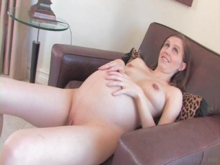 Streaming porn video still #5 from ATK Pregnant Amateurs Vol. 9