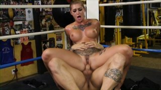 Streaming porn video still #7 from Ronda ArouseMe: Grounded And Pounded