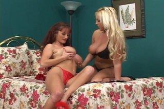 Streaming porn video still #1 from Bosom Buddies #6