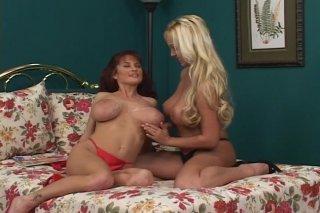 Streaming porn video still #2 from Bosom Buddies #6