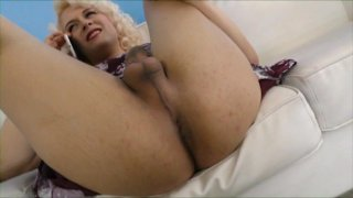 Streaming porn video still #4 from Tranny Panty Busters 4