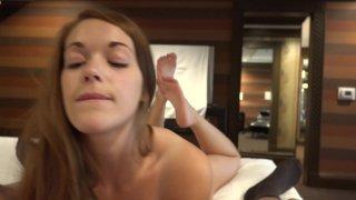 Streaming porn video still #6 from ATK Pussy Station: Fill 'Er Up