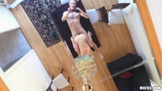 Streaming porn video still #8 from Stuffing My Horny Girlfriend