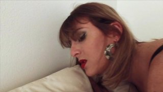 Streaming porn video still #4 from She-Male Strokers 78