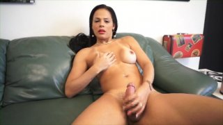 Streaming porn video still #6 from Tranny Panty Busters 6