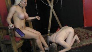 Streaming porn video still #7 from FemDom Luna